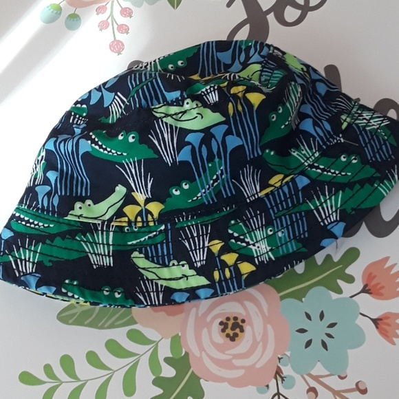 7931d72b7d783 Gymboree Other - Gymboree crocodile bucket hat
